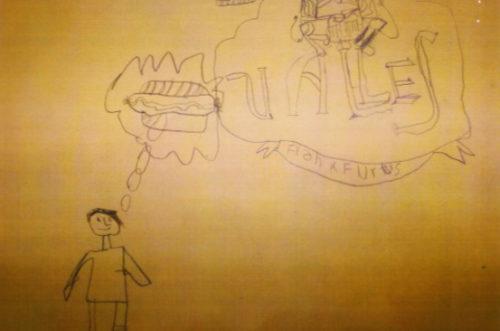 Dibuix infantil - Casa vallès Frankfurts