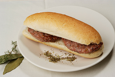 Hamburguesa burguer meat