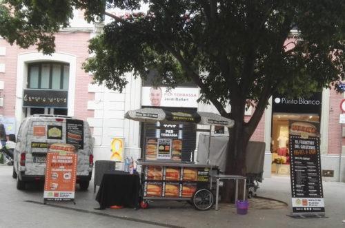 Ambient i visites als nostres locals - Casa Vallès Frankfurts